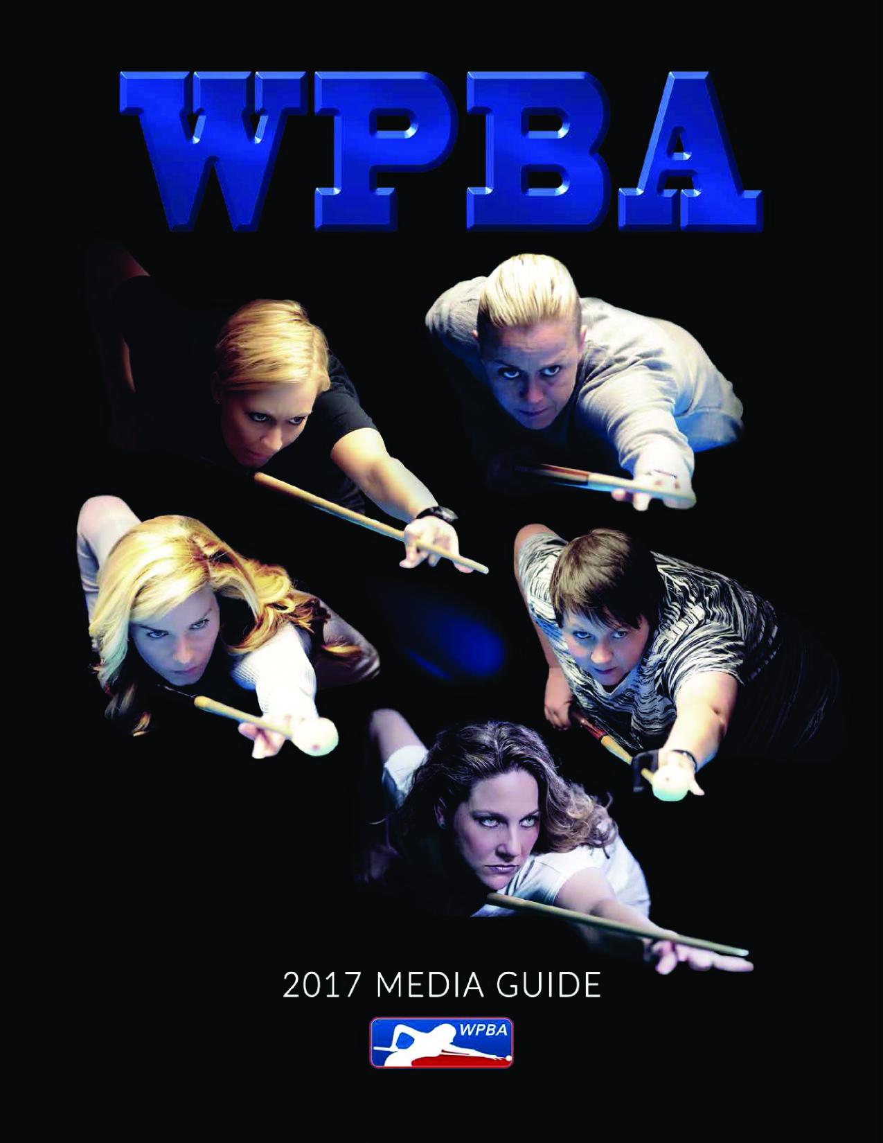 2017 WPBA Media Guide