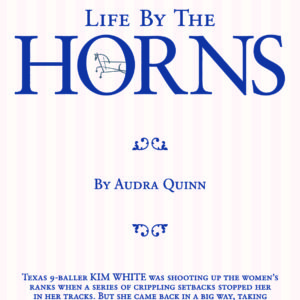 LIFE BY THE HORNS